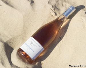 Cabernet-franc rosé 1/2 sec 2018